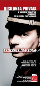 Brochure Convegno Nazionale Filcams/CGIL