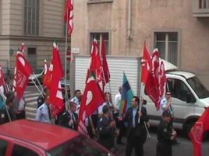 Manifestazione Vigilanza Privata Piemonte