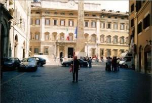 Roma, P.zza Montecitorio
