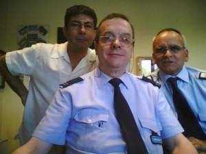 Cascine Vica, servizio in guardiola con Mimmo & C.