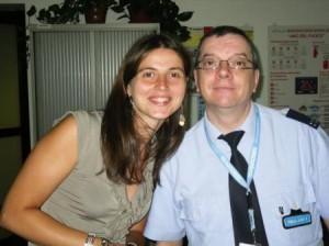 """Torino, 29 Giugno 2010 """" ETF """" Jessica & Angelo in Reception."""